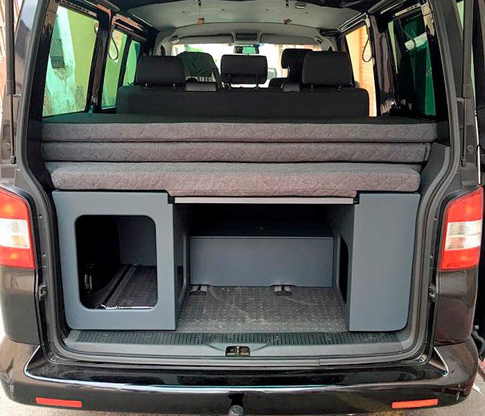 Muebles Para Furgonetas : Furgo muebles para camperizar tu furgoneta
