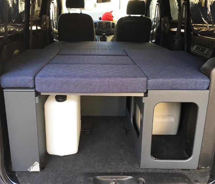 Furgo muebles muebles para camperizar tu furgoneta - Muebles para camperizar furgonetas ...