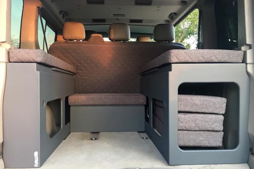 Muebles renault trafic furgo muebles muebles para for Muebles furgoneta camper